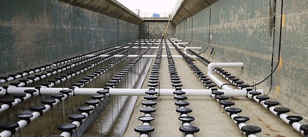 Hệ thống đĩa phân phối khí