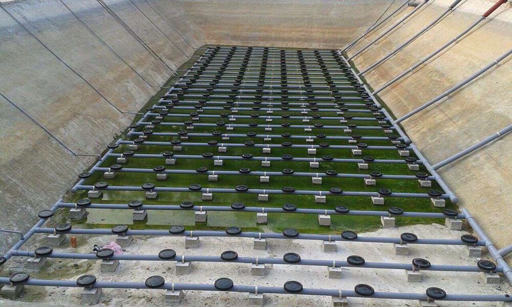 Hệ thống đĩa phân phối khí tinh SSI