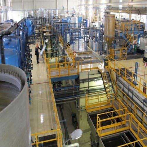 xử lý nước thải công nghiệp